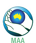 seated massage association of australia member logo
